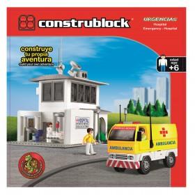 Joc de constructie - Spitalul de urgenta - Construblock