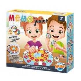 Joc de memorie - Memo Junior - Buki