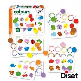 Joc educativ Culorile - Diset