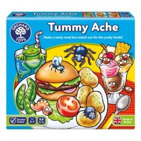 Joc educativ Durerea de Burtica - TUMMY ACHE - Orchard Toys