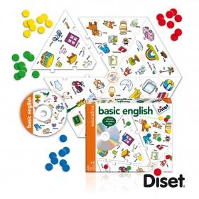 Joc educativ Invata engleza - Diset