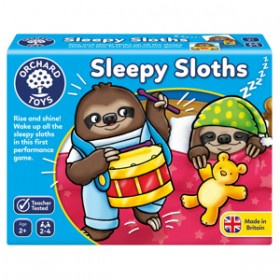 Joc educativ Lenesii somnorosi - Sleepy Sloths - Orchard Toys
