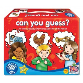 Joc educativ Poti ghici? - Can You Guess? - Orchard Toys