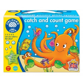 Joc educativ Prinde si Numara - Catch and Count - Orchard Toys