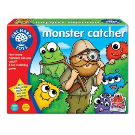 Joc educativ Vanatorul de monstruleti - Monster Catcher - Orchard Toys