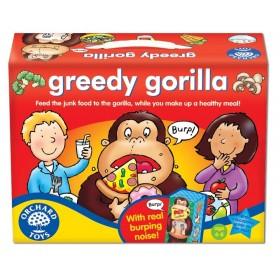 Joc educativ in limba engleza Maimutica lacoma - Greedy Gorilla - Orchard Toys
