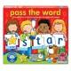 Joc educativ in limba engleza Scrie corect contra cronometru Pass The Word - Orchard Toys