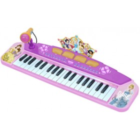 Keyboard Printese Disney - Reig Musicales