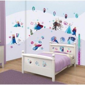 Kit Decor Walltastic - Disney Frozen 2016
