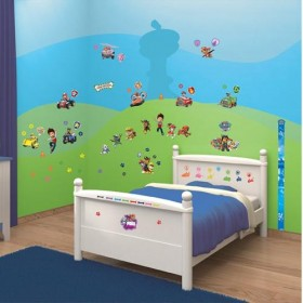 Kit Decor Walltastic - Paw Patrol