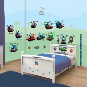 Kit Decor Walltastic - Thomas and Friends