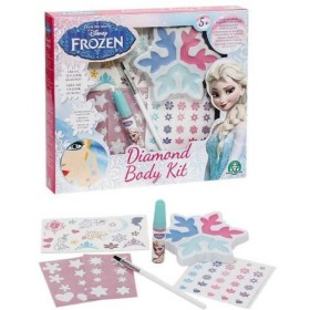 Kit Machiaj Body Diamond Frozen - Giochi Preziosi