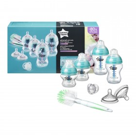 Kit de pornire nou-nascut Advanced Tommee Tippee Closer To Nature - 8 piese