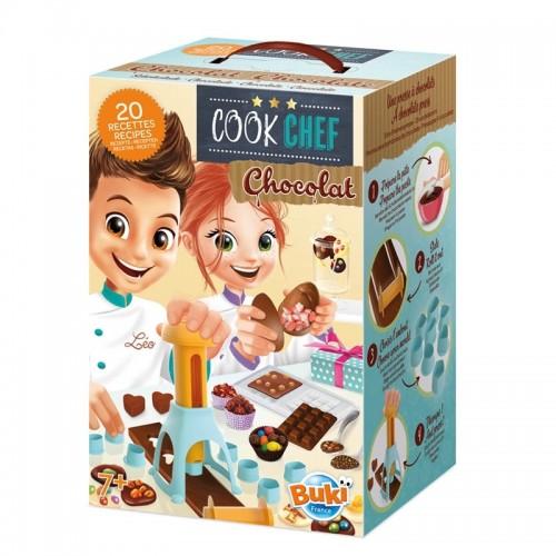 Laboratorul de ciocolata - 20 de retete - Buki