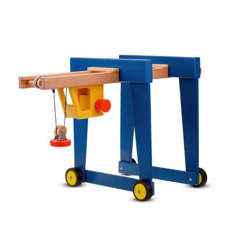 Macara pe roti pentru containere - New Classic Toys