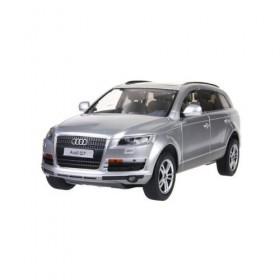 Mașină Audi Q7 cu Telecomandă Scara 1:14 Gri Rastar