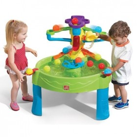 Masuta de joaca cu apa si bile BUSY BALL PLAY TABLE- Step2