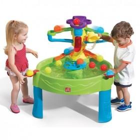Masuta de joaca cu apa si bile BUSY BALL PLAY TABLE- Step2