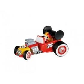 Mickey cu masina - Mickey si pilotii de curse - Bullyland