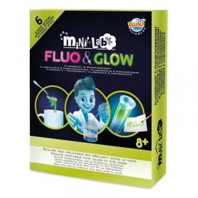 Mini - laboratorul Fluo & Glow - Buki