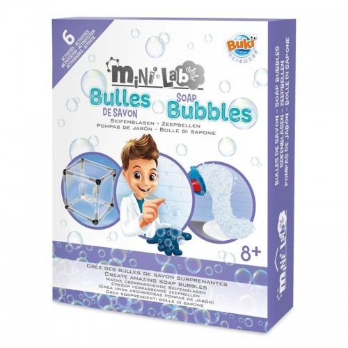 Mini - laboratorul de baloane de sapun - Buki