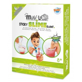 Mini - laboratorul de slime - Buki France