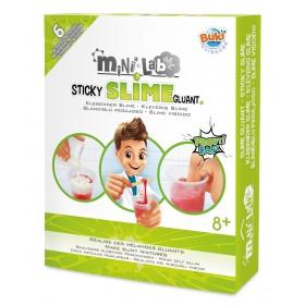 Mini - laboratorul de slime - Buki France