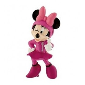 Minnie - Mickey si pilotii de curse - Bullyland