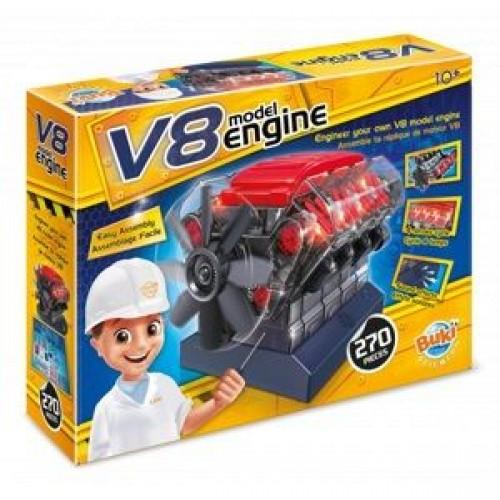 Motor V8 - Buki