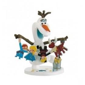 Olaf Gingerbread - Sarbatori cu Olaf - Bullyland