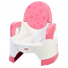 Olita reglabila confort roz Fisher Price