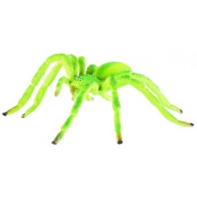 Paianjen verde Micrommata - Bullyland