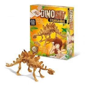 Paleontologie - Dino Kit - Stegosaurus - Buki