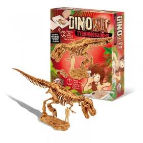 Paleontologie - Dino Kit - Tyrannosaurus Rex - Buki