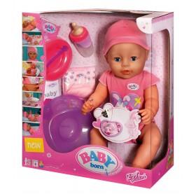 Papusa interactiva Baby Born - Zapf