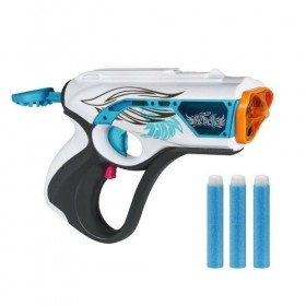 Pistol Nerf Rebelle Lumanate - Hasbro