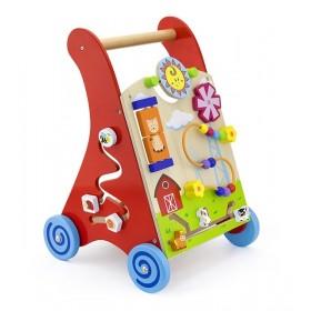 Premergator cu activitati New Classic Toys
