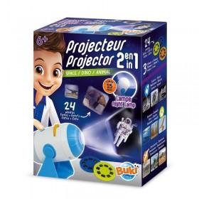 Proiector 2 in 1 - Buki