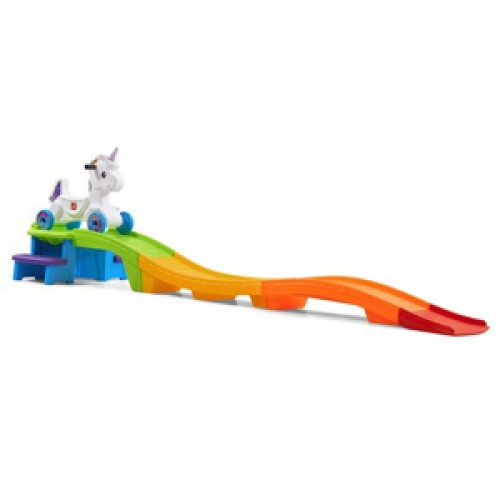 Roller Coaster Unicorn - Step2