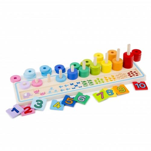 Sa invatam sa numaram - New Classic Toys