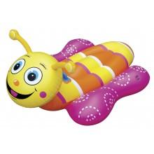 Saltea gonflabila Ride-on pentru copii 91 cm - Albinuta vesela