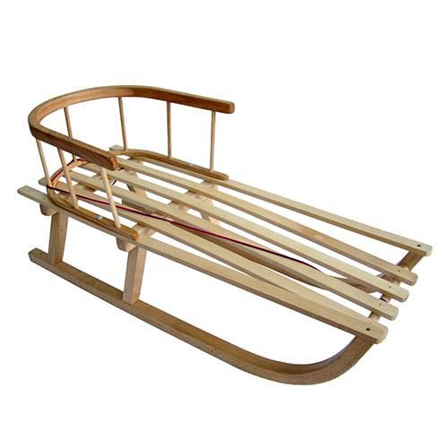 Saniuta de lemn pentru copii - Adbor