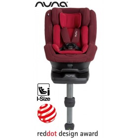 Scaun auto cu isofix REBL 360 iSize Berry Nuna
