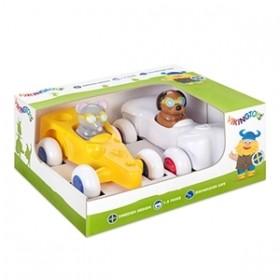 Set 2 Piloti de Curse - Cute Racer - Viking Toys