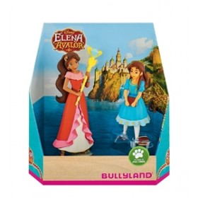 Set 2 figurine Elena din Avalor - Bullyland