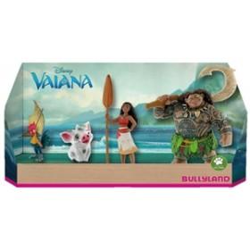 Set 4 figurine Vaiana - new - Bullyland