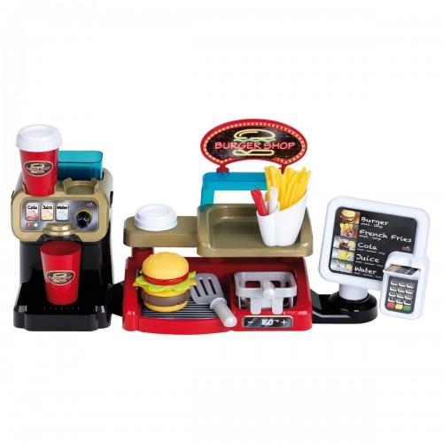 Set Burger Shop - Klein