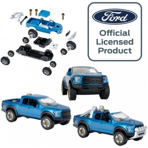 Set Ford F-150 Raptor 3 in 1 - Klein