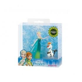 Set Frozen Fever Elsa si Olaf - Bullyland
