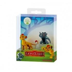 Set Kion + Bunga - Personaje Lion Guard - Bullyland
